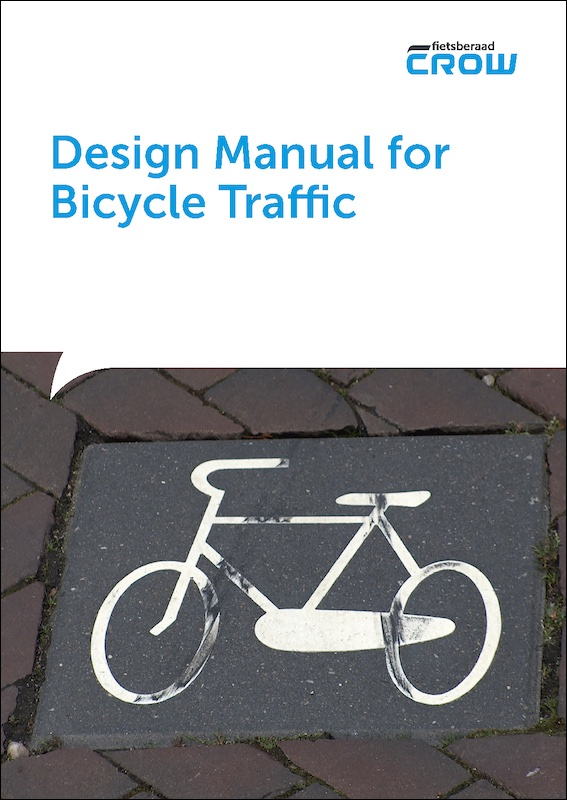 CROW platform design manual for bicycle traffic